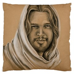 Messiah Large Cushion Case (two Sided)