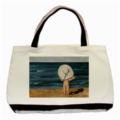 Mom s White Hat Classic Tote Bag