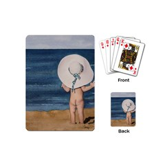 Mom s White Hat Playing Cards (Mini)