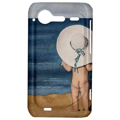 Mom s White Hat HTC Incredible S Hardshell Case