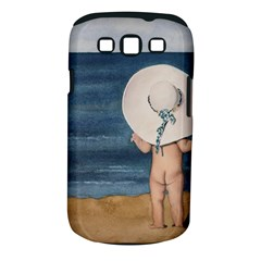 Mom s White Hat Samsung Galaxy S Iii Classic Hardshell Case (pc+silicone)