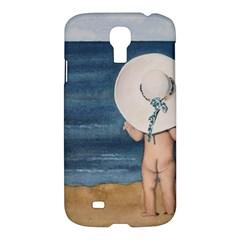 Mom s White Hat Samsung Galaxy S4 I9500/I9505 Hardshell Case