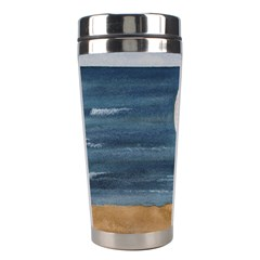 Mom s White Hat Stainless Steel Travel Tumbler