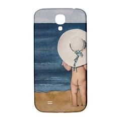 Mom s White Hat Samsung Galaxy S4 I9500/i9505  Hardshell Back Case