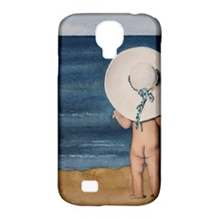 Mom s White Hat Samsung Galaxy S4 Classic Hardshell Case (PC+Silicone)