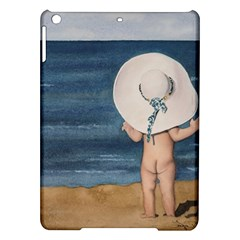 Mom s White Hat Apple iPad Air Hardshell Case