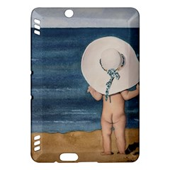Mom s White Hat Kindle Fire Hdx 7  Hardshell Case