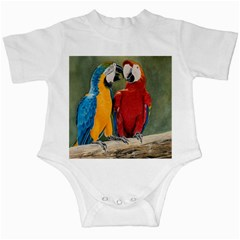 Feathered Friends Infant Bodysuit