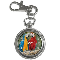 Feathered Friends Key Chain Watch