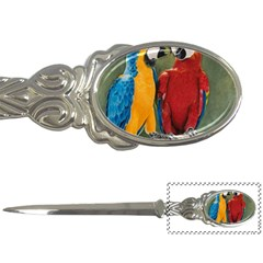 Feathered Friends Letter Opener