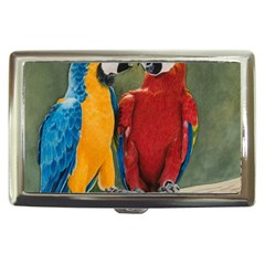 Feathered Friends Cigarette Money Case