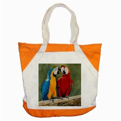 Feathered Friends Accent Tote Bag