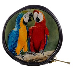 Feathered Friends Mini Makeup Case