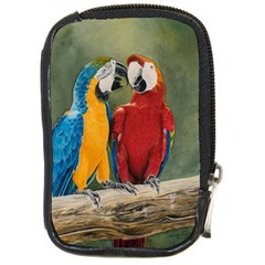 Feathered Friends Compact Camera Leather Case