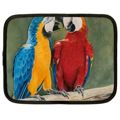 Feathered Friends Netbook Sleeve (xl)