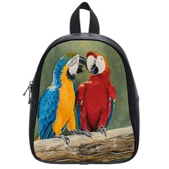 Feathered Friends School Bag (small)