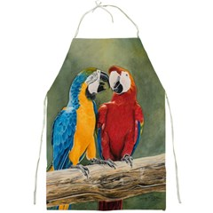Feathered Friends Apron