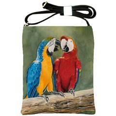 Feathered Friends Shoulder Sling Bag