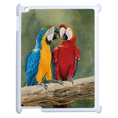 Feathered Friends Apple iPad 2 Case (White)