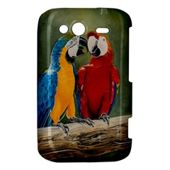 Feathered Friends HTC Wildfire S A510e Hardshell Case