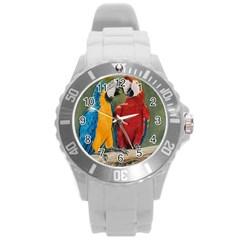 Feathered Friends Plastic Sport Watch (Large)