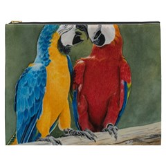 Feathered Friends Cosmetic Bag (XXXL)