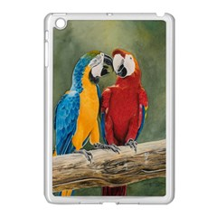 Feathered Friends Apple iPad Mini Case (White)