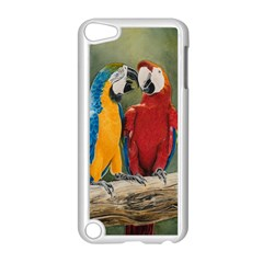 Feathered Friends Apple iPod Touch 5 Case (White)