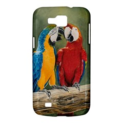 Feathered Friends Samsung Galaxy Premier I9260 Hardshell Case
