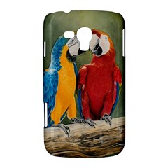 Feathered Friends Samsung Galaxy Duos I8262 Hardshell Case