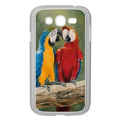 Feathered Friends Samsung Galaxy Grand DUOS I9082 Case (White)