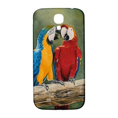 Feathered Friends Samsung Galaxy S4 I9500/i9505  Hardshell Back Case