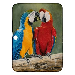 Feathered Friends Samsung Galaxy Tab 3 (10.1 ) P5200 Hardshell Case