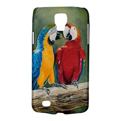 Feathered Friends Samsung Galaxy S4 Active (I9295) Hardshell Case