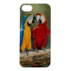 Feathered Friends Apple iPhone 5S Hardshell Case