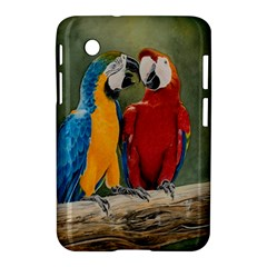 Feathered Friends Samsung Galaxy Tab 2 (7 ) P3100 Hardshell Case