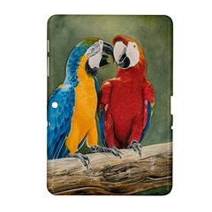 Feathered Friends Samsung Galaxy Tab 2 (10.1 ) P5100 Hardshell Case