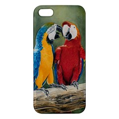 Feathered Friends iPhone 5S Premium Hardshell Case