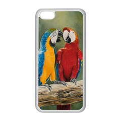 Feathered Friends Apple Iphone 5c Seamless Case (white)