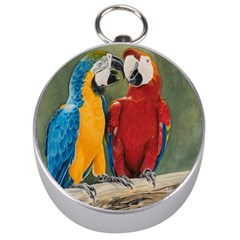 Feathered Friends Silver Compass
