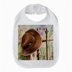 Hat On The Fence Bib