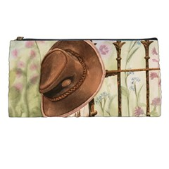 Hat On The Fence Pencil Case