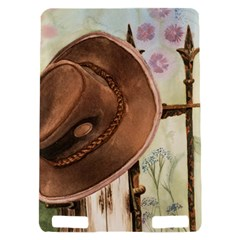 Hat On The Fence Kindle Touch 3G Hardshell Case
