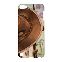 Hat On The Fence Apple iPod Touch 5 Hardshell Case
