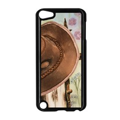 Hat On The Fence Apple iPod Touch 5 Case (Black)