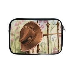Hat On The Fence Apple Ipad Mini Zippered Sleeve