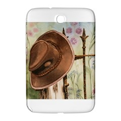 Hat On The Fence Samsung Galaxy Note 8.0 N5100 Hardshell Case