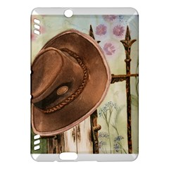 Hat On The Fence Kindle Fire Hdx 7  Hardshell Case