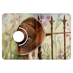 Hat On The Fence Kindle Fire Hdx 7  Flip 360 Case