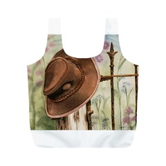 Hat On The Fence Reusable Bag (M)